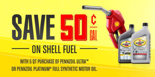 Quaker State | Save up to 20¢/gal